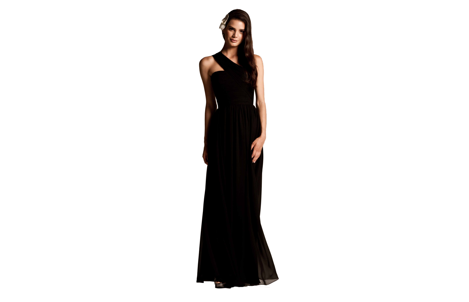 Black Bridesmaid dresses for your bridal party