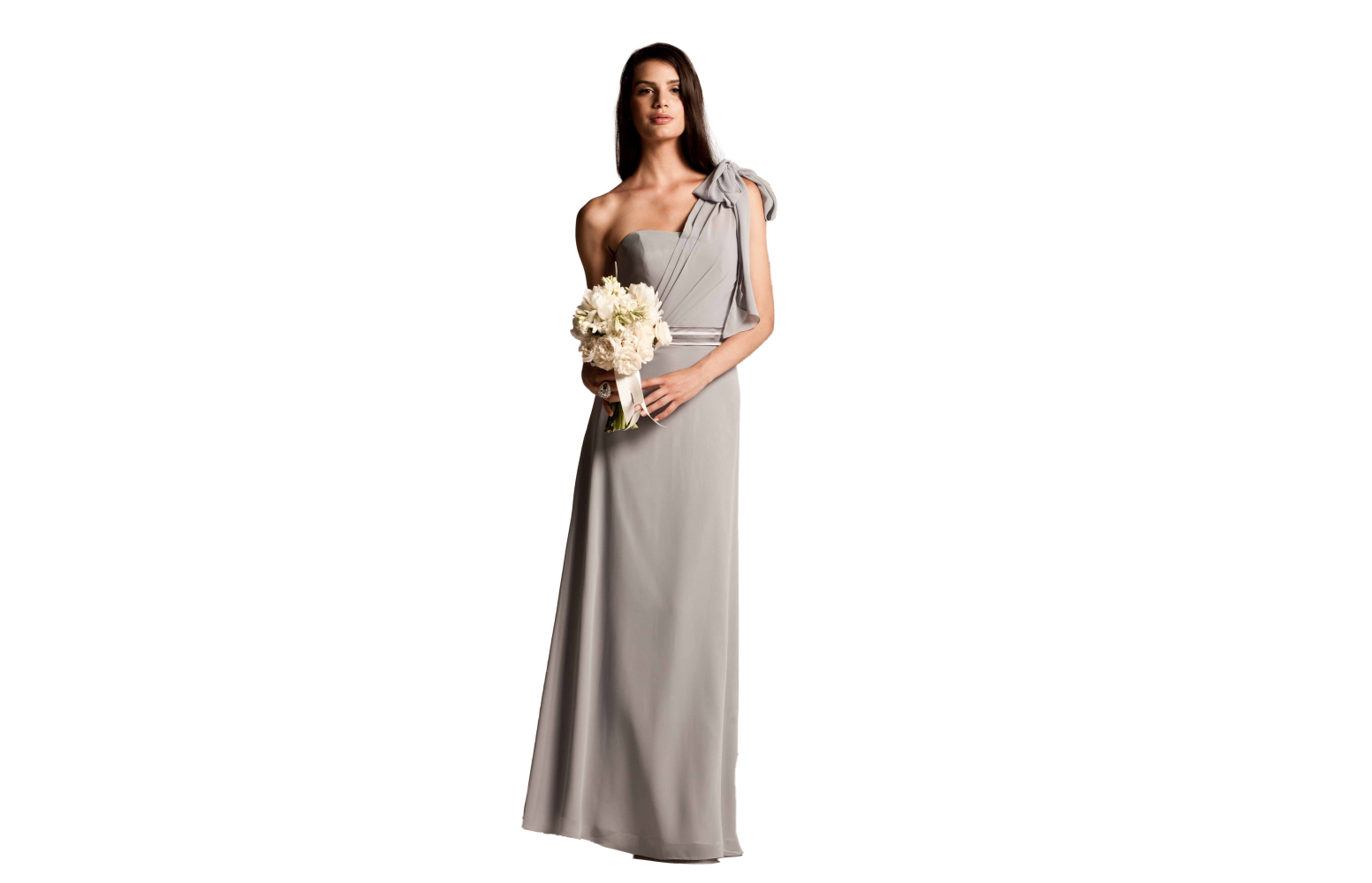 Grey Bridesmaid Dresses Classy Colour For Your Wedding