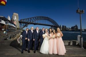 Natasha Millani bridesmaid dresses - strapless design