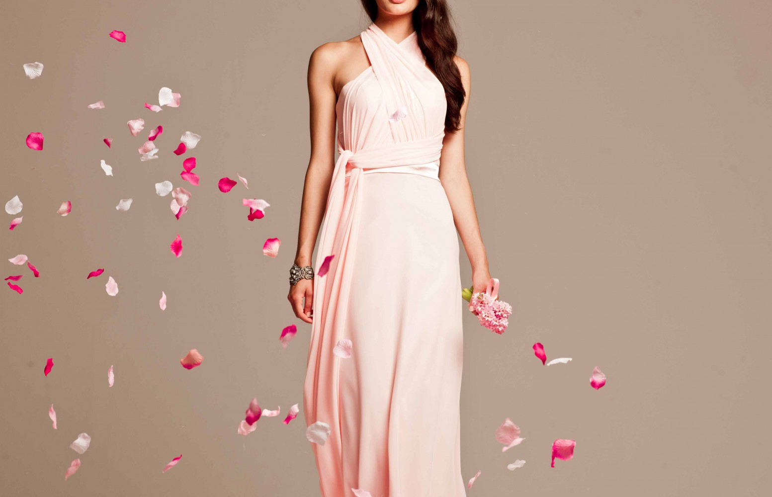 Download this Pink Bridesmaid Dresses Online picture