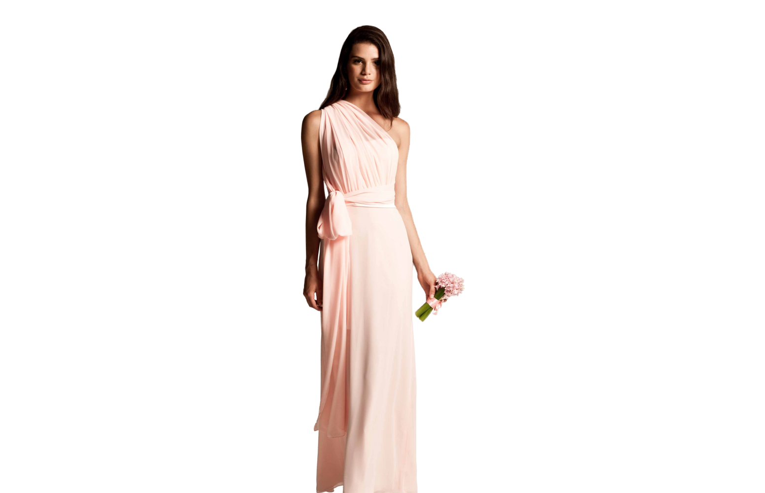Pink Bridesmaid dresses for your gorgeous bridemaids