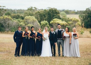 Natasha Millani bridesmaid dresses