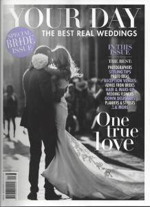 Natasha Millani bridesmaid dresses featured in the Best Real weddings by Bride to be
