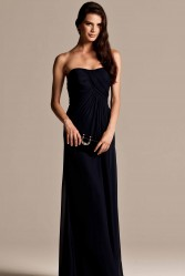 bridesmaid dresses in navy
