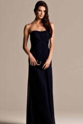 bridesmaid dresses in navy