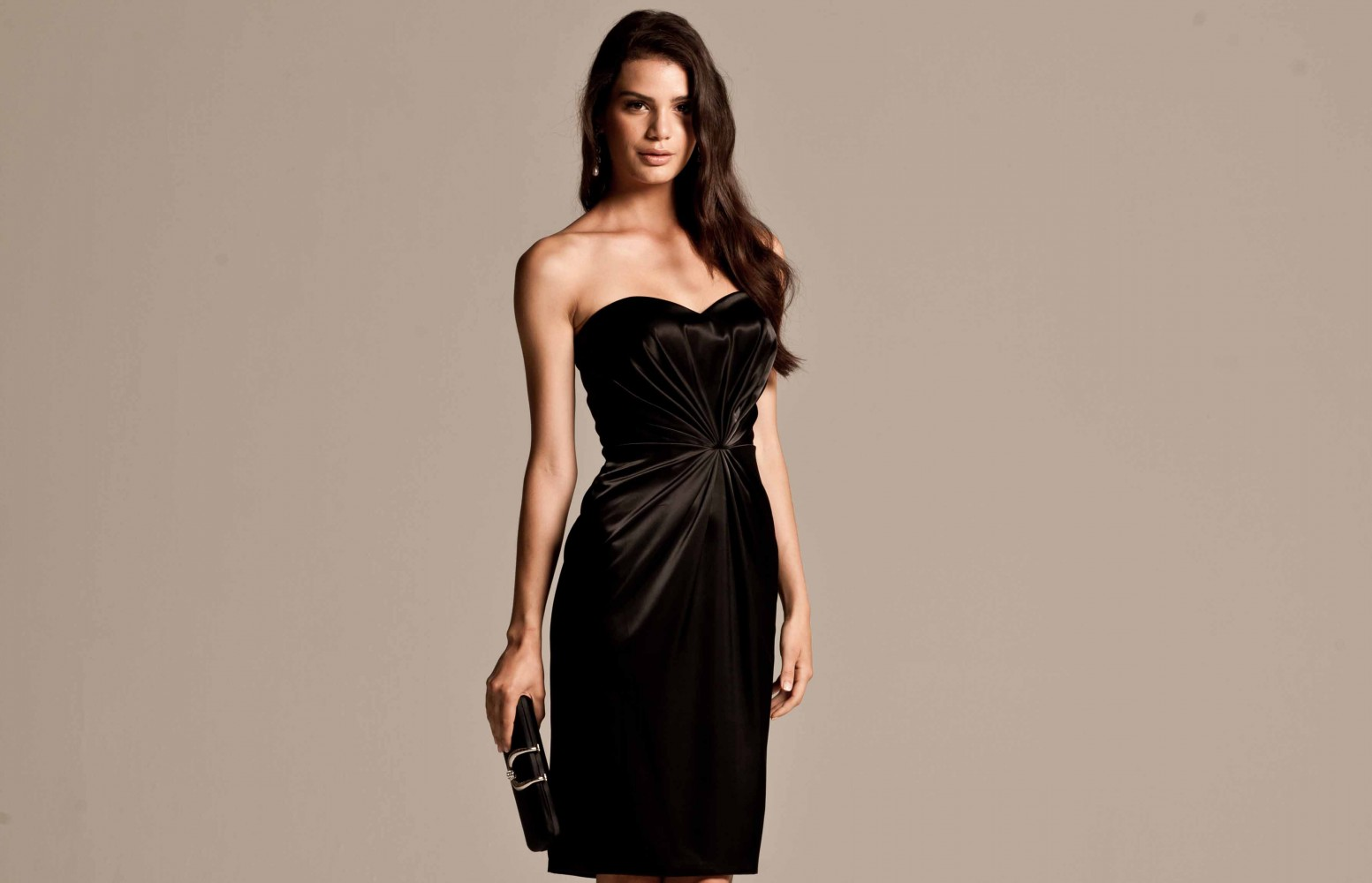 Elegant black bridesmaid dresses for your bridesmaids black cocktail bridesmaid dresses ombrellifo Gallery